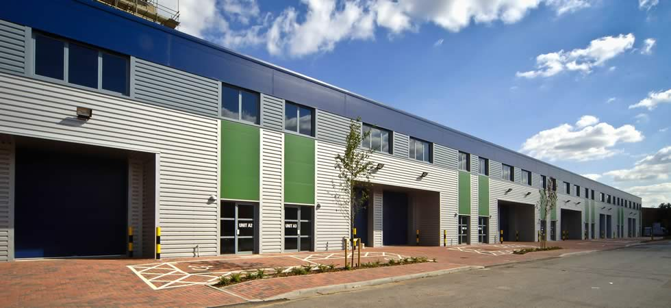 Beasons building works property refurbishments for Industrial design company